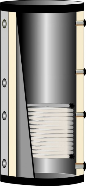 Solar-Puffer-Schichtenspeicher SPS-WT1