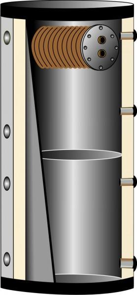 Kupfer-Hygiene-Schichtenspeicher KHS-WT0