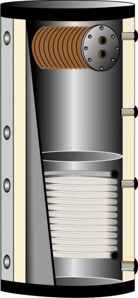 Kupfer-Hygiene-Schichtenspeicher KHS-WT1